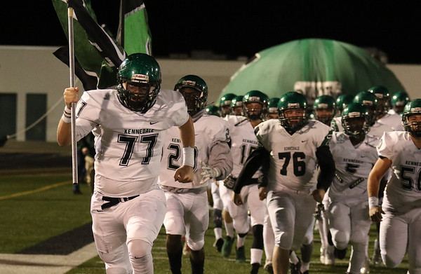 Kennedale vs Terrell Area Game
