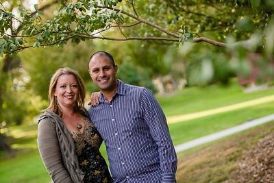 Engagement Sarah K and Dan