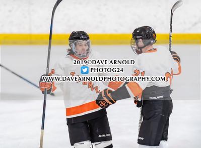 1/14/2019 - Boys Varsity Hockey - Danvers vs Woburn