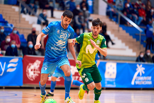 1ª RFEF Futsal - PEÑISCOLA FS vs INTER MOVISTAR