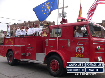 2011 Popcorn Parade