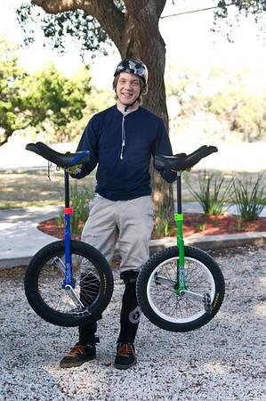 Unicycle guy