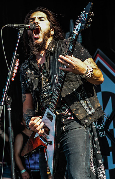 Machine Head @ Mayhem Festival