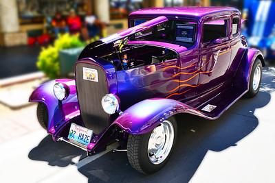 Rock & Roll Revival & Car Show-Reno, Nevada