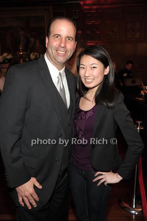 Robert Koenig, Genevieve Haughey photo by Rob Rich/SocietyAllure.com © 2014 robwayne1@aol.com 516-676-3939