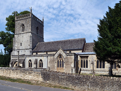 St Augustine of Canterbury, Church of England, High Street, East Hendred, OX12 8LA