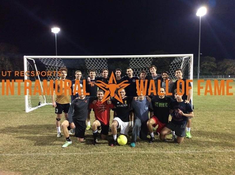 11v11 Fall 2017 Soccer Men's Runner Up Sammy