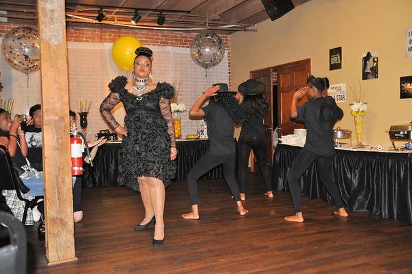 Kaleah's Formation Sweet Sixteen           March 3, 2017