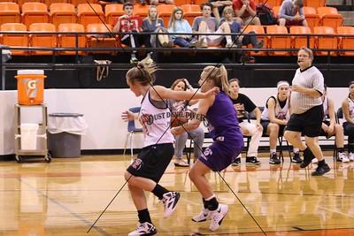 Llano Lady Jacket Basketball 2015