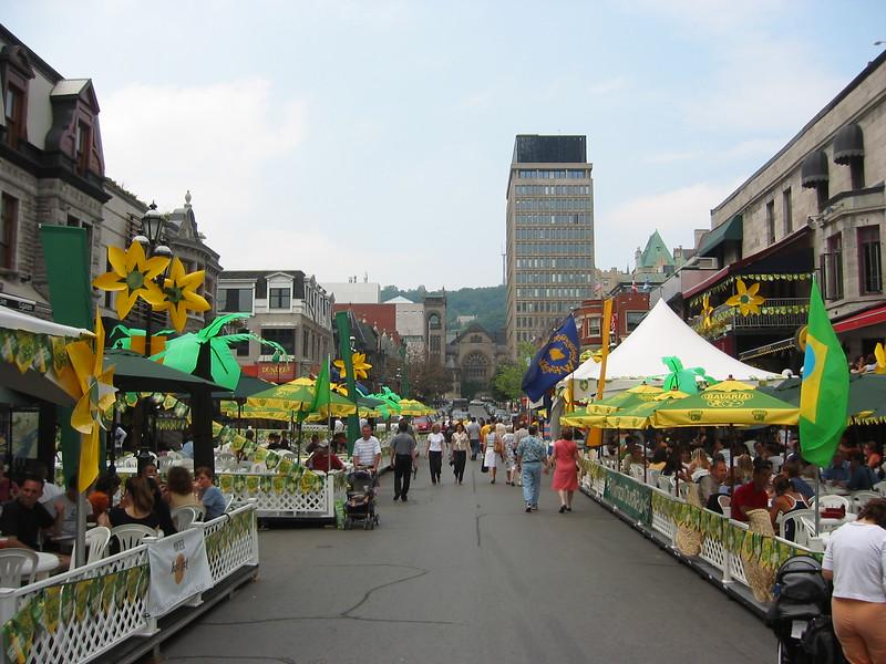 Brazilian Festival, Montreal