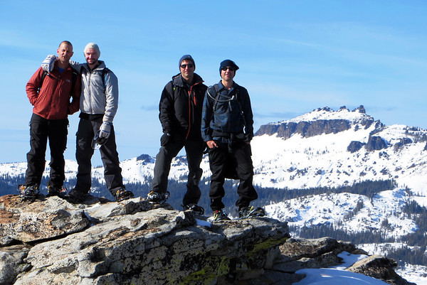 Donner Summit: Feb 22-24, 2013