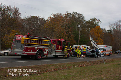 10-31-2012, MVC, Belleplain, Cape May County, Rt. 347 and Rt. 47