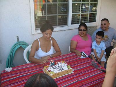 Hopes B day 2006
