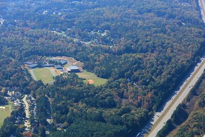 Aerial Impressions Trinity Campus
