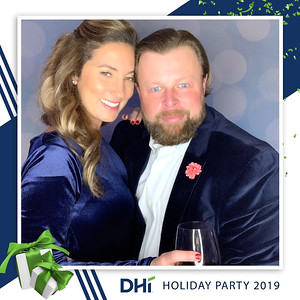 DHI Holiday Party 2020
