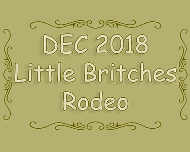 Dunmore Lil Britches Rodeo 2018