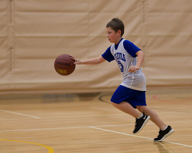 Adrik's Basketball Game November 4
