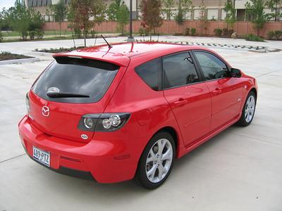 2007 Mazda3 - Sold