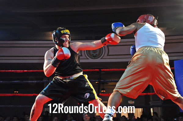 Bout # 4 Leslie Penman(United BC/Kings Gym-Cleve, OH)-vs-Josh Kroshen (Warren BC-Warren,OH) 178 lbs