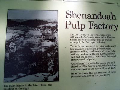 Pulp factory ruins (WV)