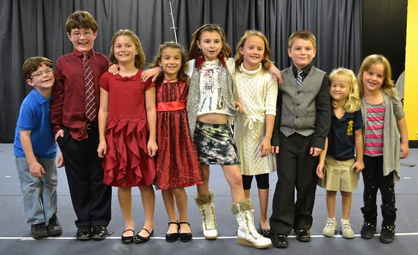 Holiday Band Performance