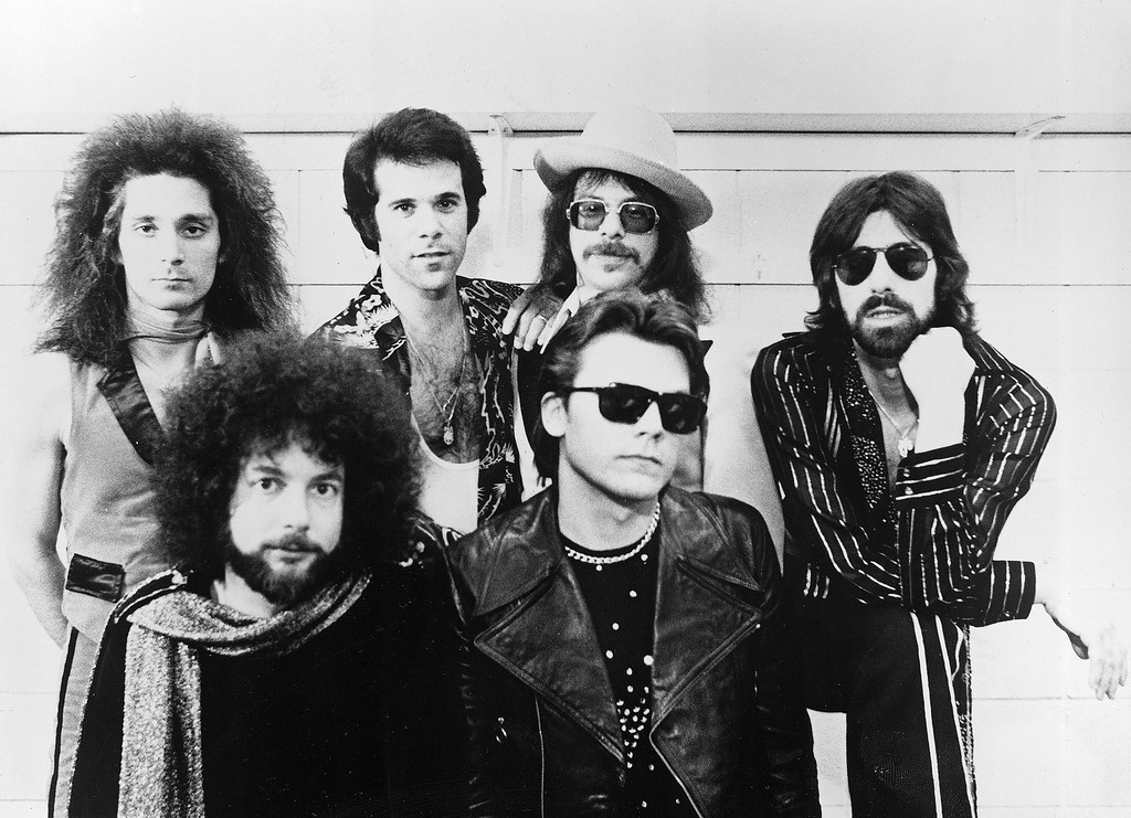 . J Geils Band (Courtesy of the Rock & Roll Hall of Fame and Museum)