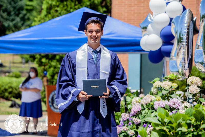 Dylan Goodman Photography - Staples High School Graduation 2020-349.jpg