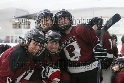 Hockey Girls Winsor at Portsmouth Abbey on 2/17/18