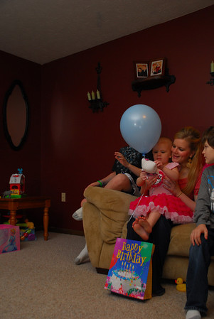 Brielle turns 2!