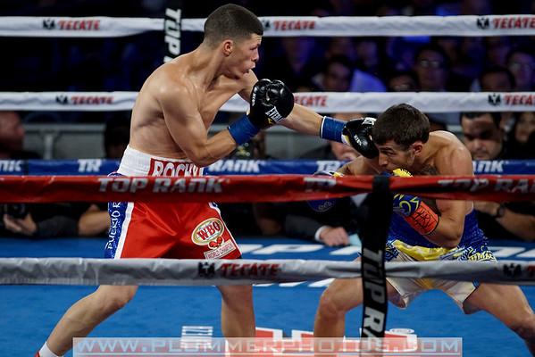Vasyl Lomachenko Defeats Roman Martinez by 5th Round KO