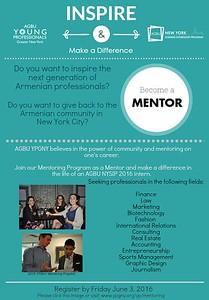 2016 NYSIP Mentors