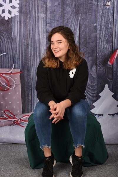 Animal Advocates Santa Photos 2019