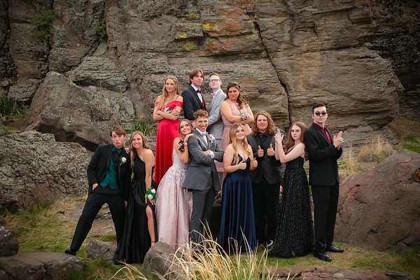 CRHS Prom 2021 Group 2