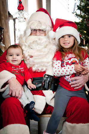 Santa Pix - Finer Things