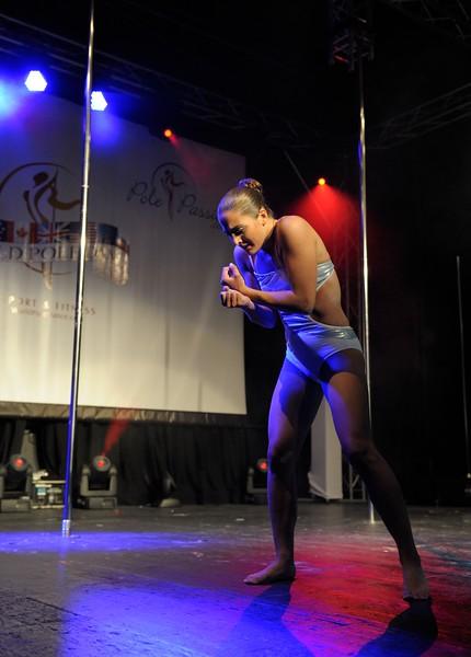 Victoria Rame, Word Pole Sport & Fitness 2012, finalist.
