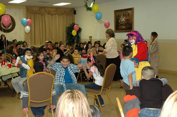 Kelsey Birthday Party Feb 18, 2006