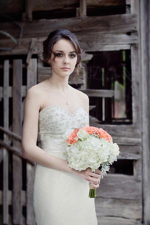 Hannah Alexander Bridal 2013