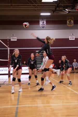 WMHS Volleyball vs Williamsport 11_9_18