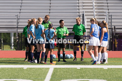 Girls Soccer: Stone Bridge at Deep Run 6.14.14 (by Chas Sumser)