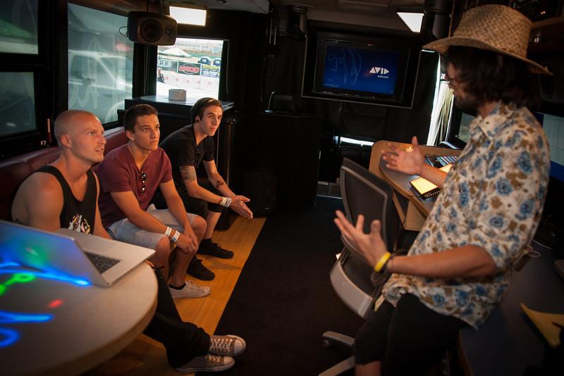 2012_06_21, Irvine, CA, Avid, Vans Warped Tour, Music Festival,