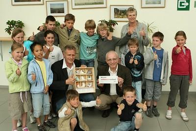 De Wissel is een Millenniumschool 2008