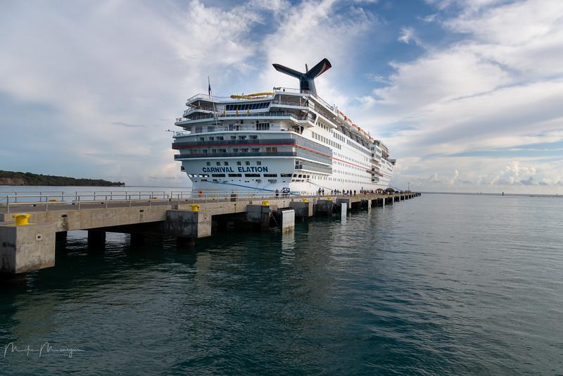 2019 Carnival Cruise Elation