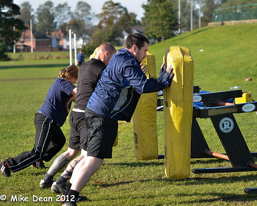 Wildcats Training 7th October 2012