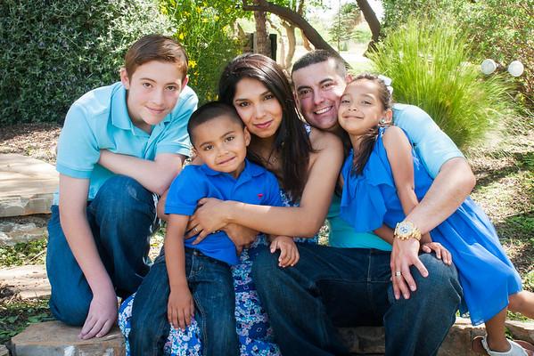 Georgina Carrasco Family Portraits