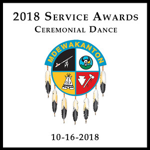SMSC Service Award Ceremonial Dance - 2018