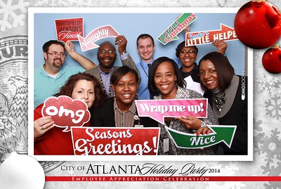 2014.12.16 City of Atlanta Employee Appreciation Celebration