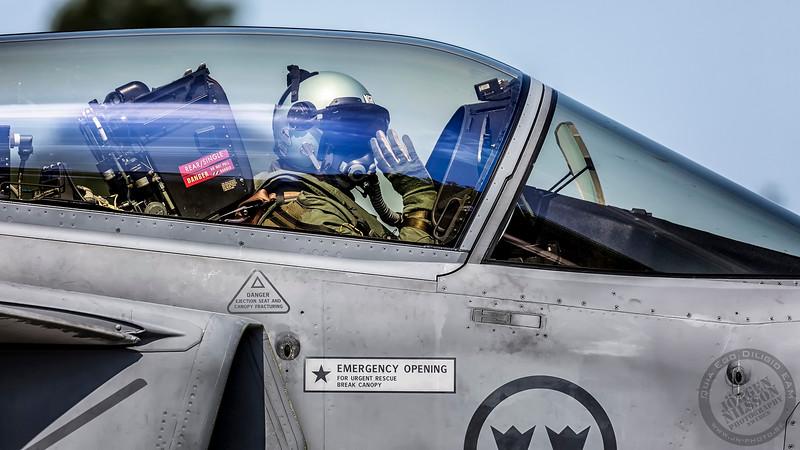 Fighter pilots