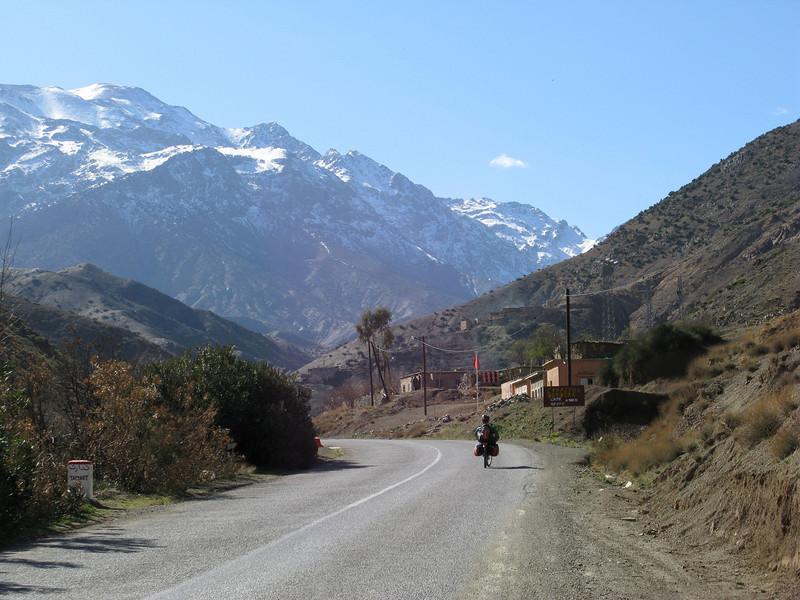 arriving in Taddert