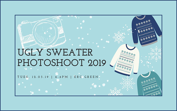 Ugly Sweater PhotoShoot