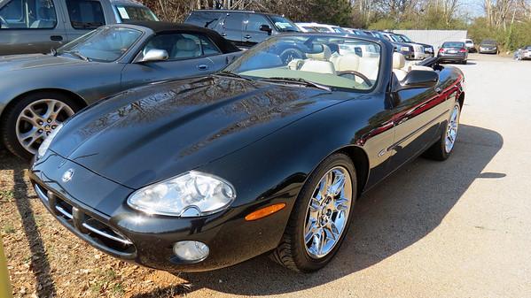 February 14, 2015:  Car shopping in Douglasville, GA .  .  .